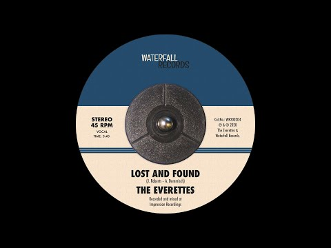 The Everettes – Lost And Found