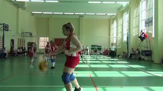 """игра по волейболу """"Академия волейбола""""КК vs г.Новороссийск"""