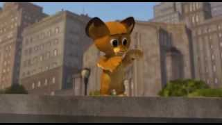 Мадагаскар 2 Маленький Алекс