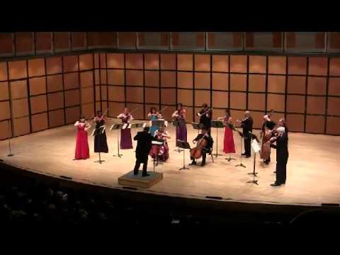 Edvard Grieg: Holberg Suite - Rigaudon