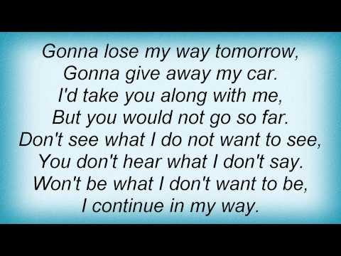 Jethro Tull  A Song For Jeffrey Lyrics