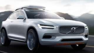 New Volvo XC90 Concept 2014 - видео обзор Александра Михельсона(Концепт нового поколения большого кроссовера Volvo XC90. Недвусмысленный намек на то как будет выглядеть новый..., 2014-02-04T12:19:43.000Z)