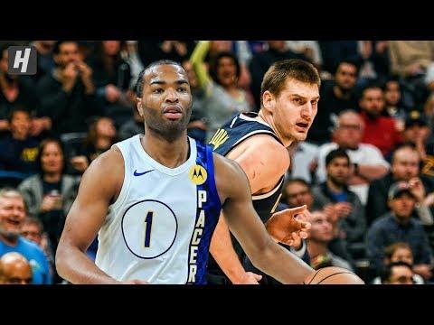 Indiana Pacers Vs Denver Nuggets - Full Game Highlights | January 19, 2020 | 2019-20 NBA Season