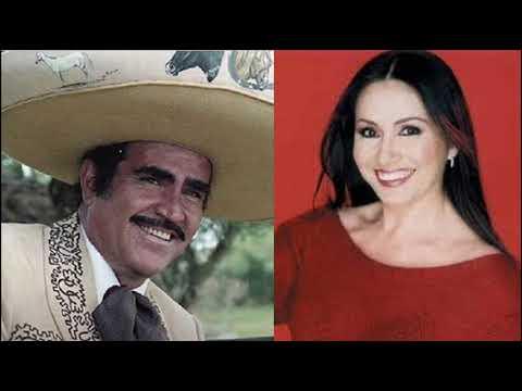 Ana Gabriel Y Vicente Fernandez Con Un Mismo Corazon Youtube