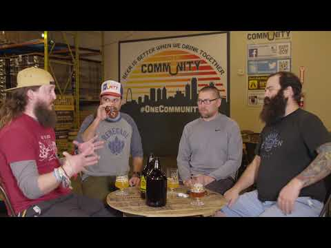 Growlersations 12: Kevin Carr and Corey Dickenson of Community Beer Co.
