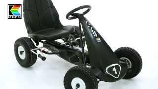 Педальная машина Kettler кеткар