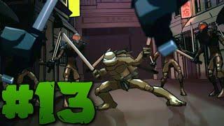 Черепашки Ниндзя (TMNT: The Video Game) - Прохождение: Часть 13