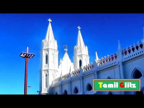 Velankanni  Church - Tamil Nadu Tourism