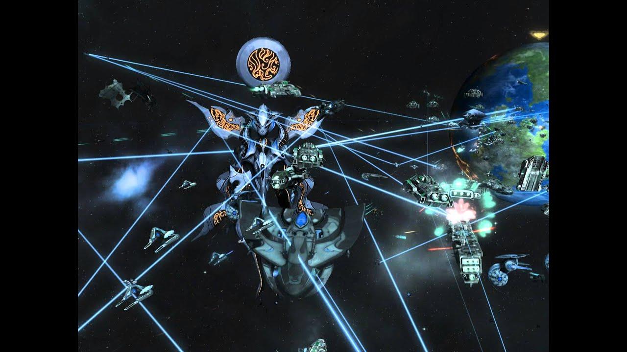 how to get fallen empire titan ships
