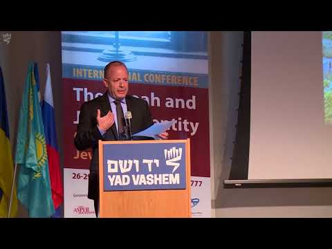 Second Session: Second Day of Jewish Conference