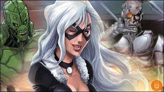 Spider-Man Spinoff Silver & Black Plot Details Revealed
