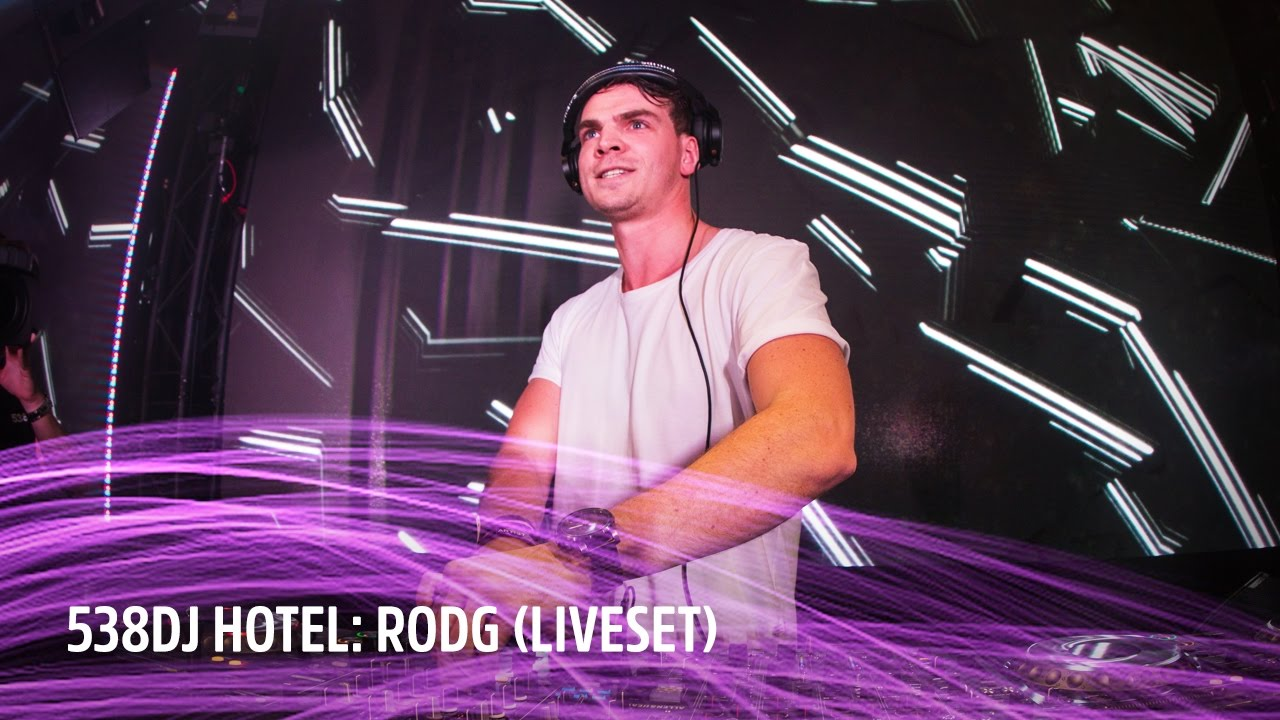 rodg liveset 538dj hotel 2016 youtube - Purple Hotel 2016