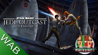 Star Wars Jedi Knight II (Retro Review) - Worthabuy?