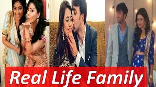 Real life family of suhani si ek ladki actors