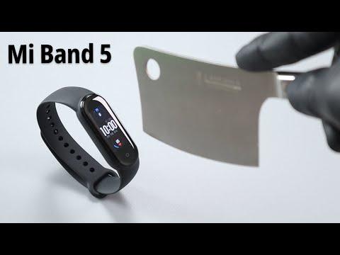 Xiaomi Mi Band 5 Unboxing [4K]
