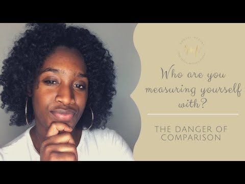 Who are you measuring yourself with? | The danger of comparison