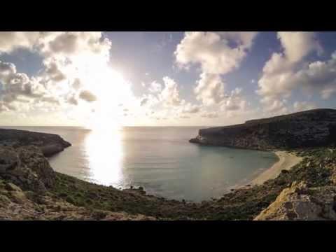 Isla de Lampedusa en HD