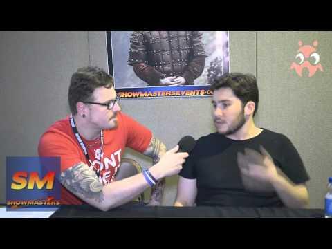 LFCC 2015 - INTERVIEW WITH DAN PORTMAN (INCLUDING FINN BOMB)