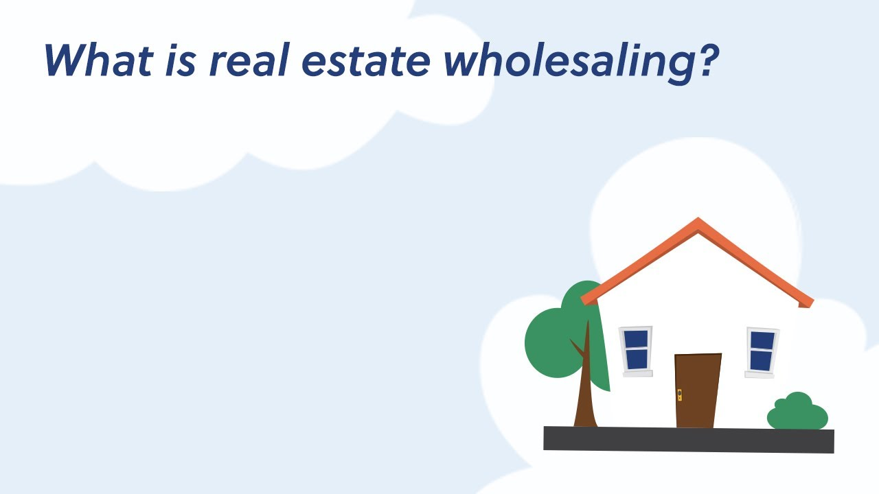 What is Real Estate Wholesaling? [For Real Estate Investors]