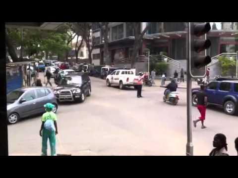 """""""Bai corner"""" - Skyna Hotel, Luanda, Angola"""