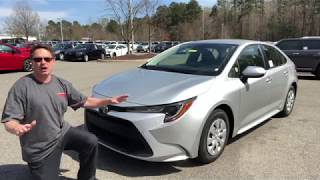 Here's What Makes the 2020 Toyota Corolla L so Special!