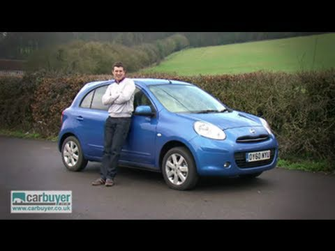 Nissan Micra review - CarBuyer
