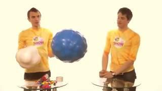 Воздушные шарики, Как сделать Шар сюрприз