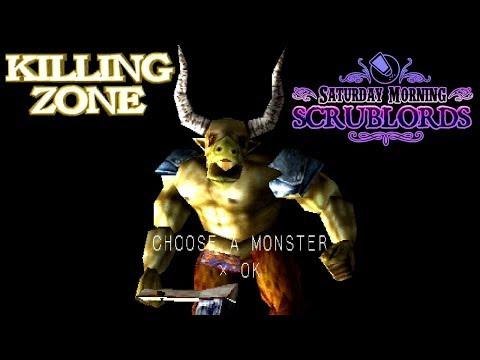 Saturday Morning Scrublords - Killing Zone