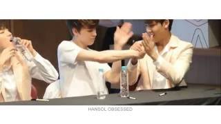 Video MinSol [Mingyu & Vernon] Moment PART 1 download MP3, 3GP, MP4, WEBM, AVI, FLV Juni 2018