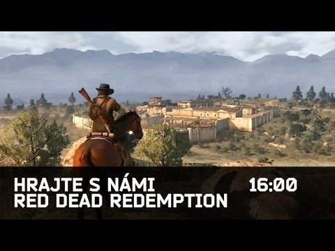 Hrej.cz Let's Play: Red Dead Redemption [CZ]