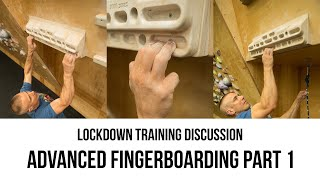 Advanced Fingerboarding Part1