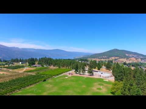 11310 Bond Road, Lake Country, BC Aerial Video-Home For Sale