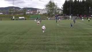FFK2001 - Stabæk (2.omgang) (Finale VIF Cubus Elite 2014)