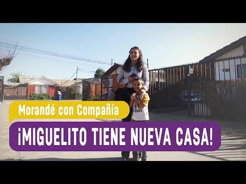 ¡Miguelito tiene nueva casa! - Morandé con Compañía 2017