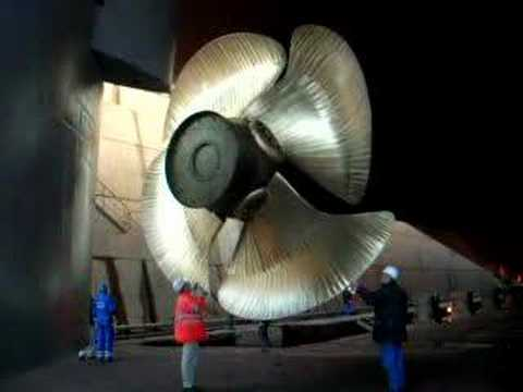 Variable Pitch Propeller Operation