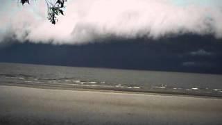 Tormenta del 24ene13, Kiyú, San José, Uruguay.MPG
