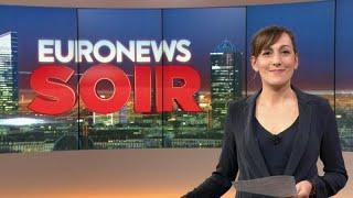 Euronews Soir : l'actualité du 22 mars 2019