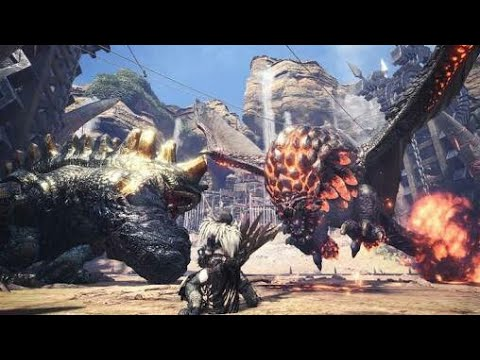 Top 5 Monster Hunter Like Games For IOS/Android (2018)