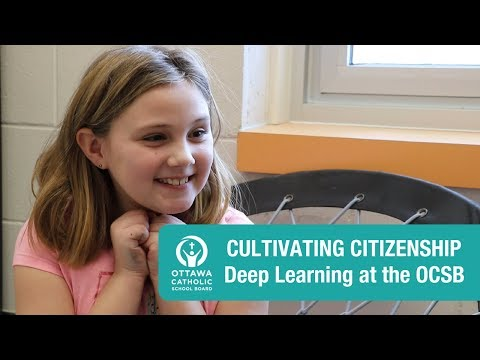 Deep Learning | Cultivating Citizenship at the OCSB
