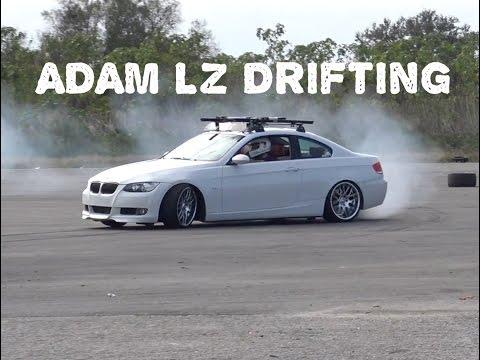 Adam LZ Drifting his BMW | OSW Drift