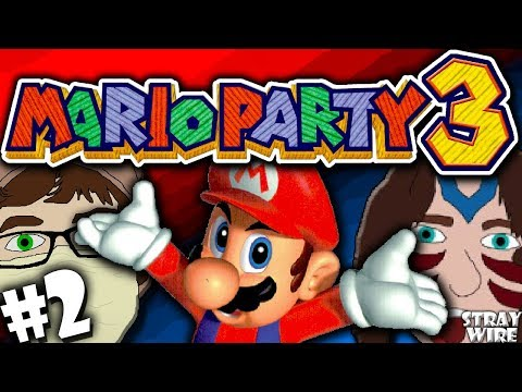 Tentacle Torpedo Takedown   Mario Party 3   Part 2   Stray Wire