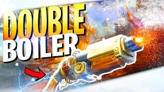 *BIG DAMAGE* Double Boiler Worth Upgrading? | Pirate Event | Fortnite Save The World