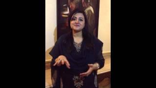 Mughira Ahmad Pakistani Female Singer +92-300-9453136