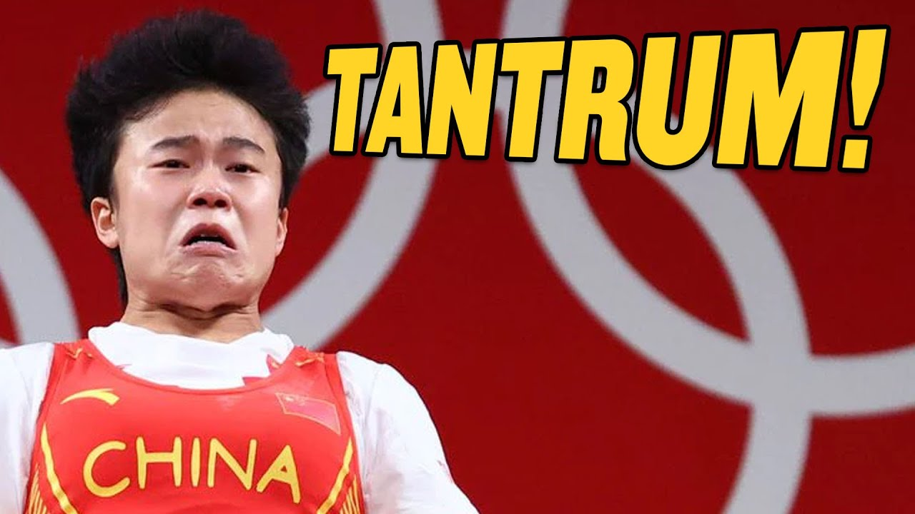 China Throws TANTRUM at the Olympics