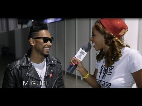 Miguel - Full Interview w/ ME or THE WHIP