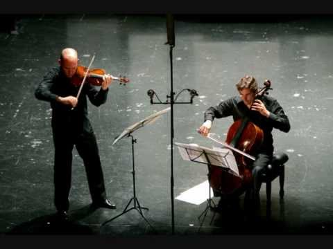Ravel: Sonata For Violin And Cello. José Miguel Gómez, Cello.