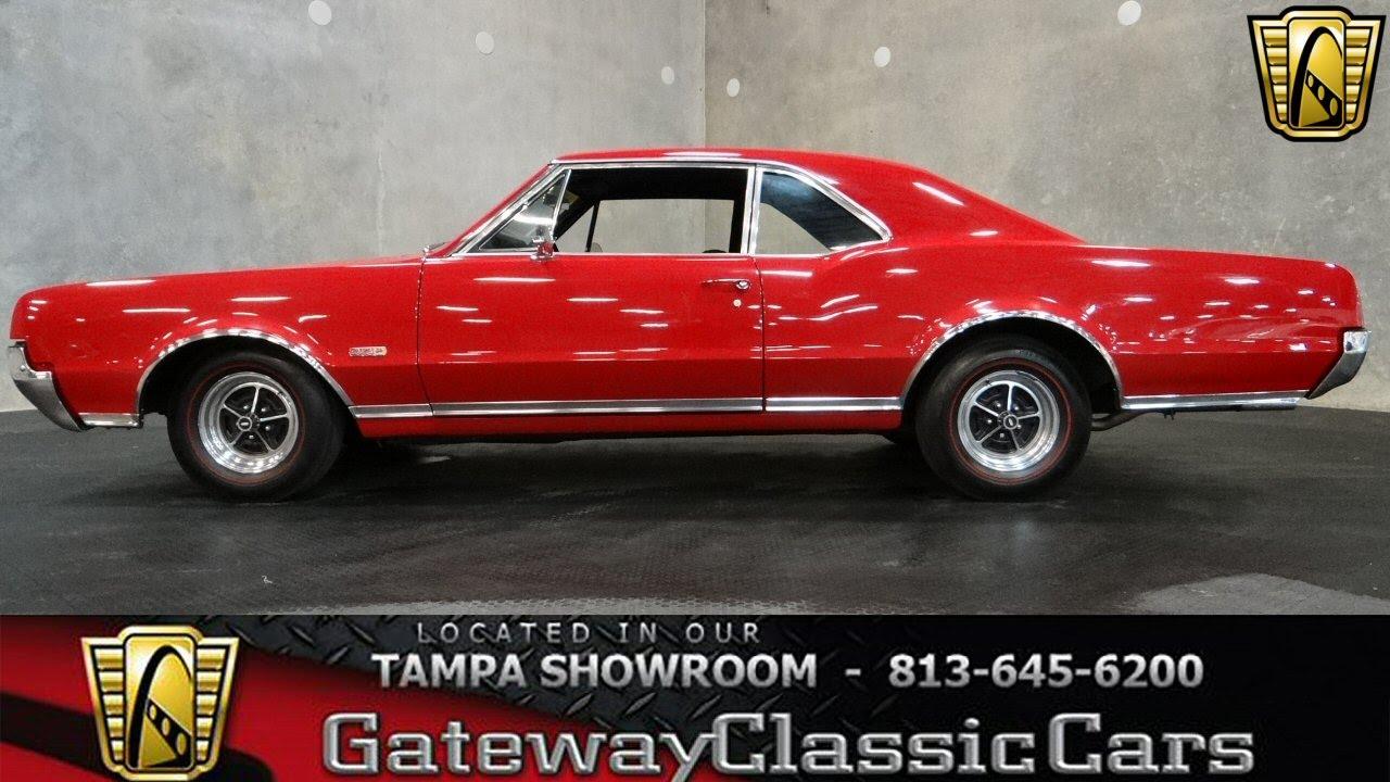 1967 Oldsmobile Cutlass 442 TPA FLA - YouTube