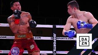 Israil Madrimov Knocks Out Frank Rojas
