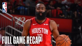 JAZZ vs ROCKETS | James Harden Looks to Hold Home Court | Game 1