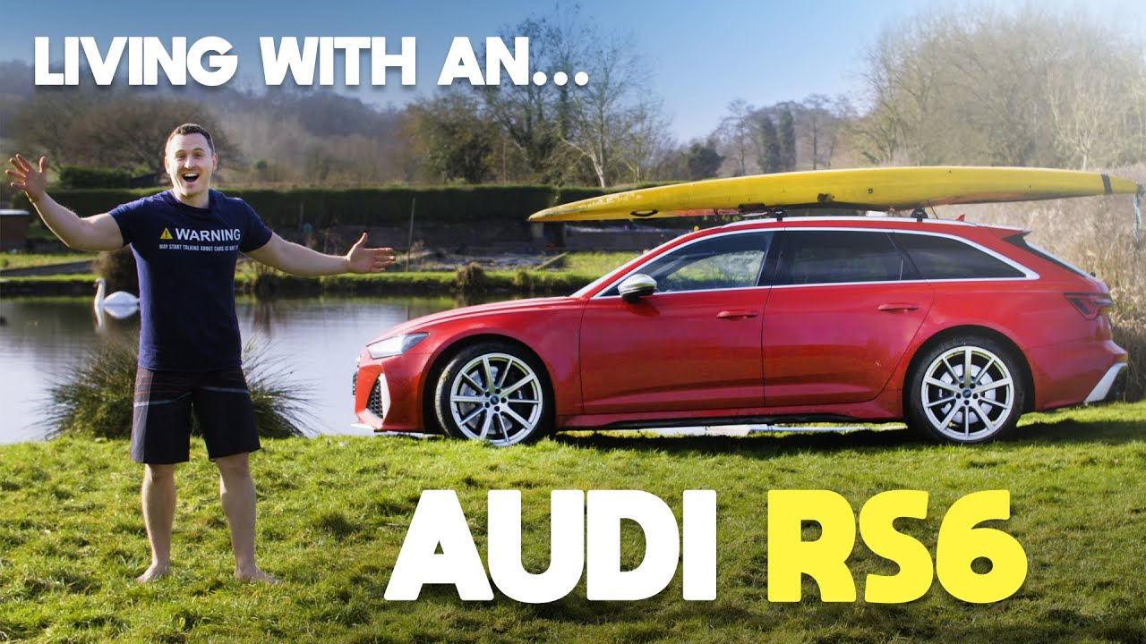 Living With An Audi RS6